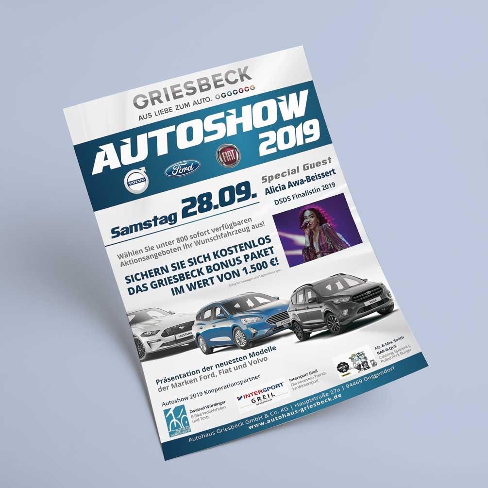 """alt=""""Marketing Event Autohaus Griesbeck"""""""